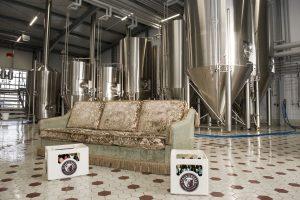 Brauerei Bierkästen