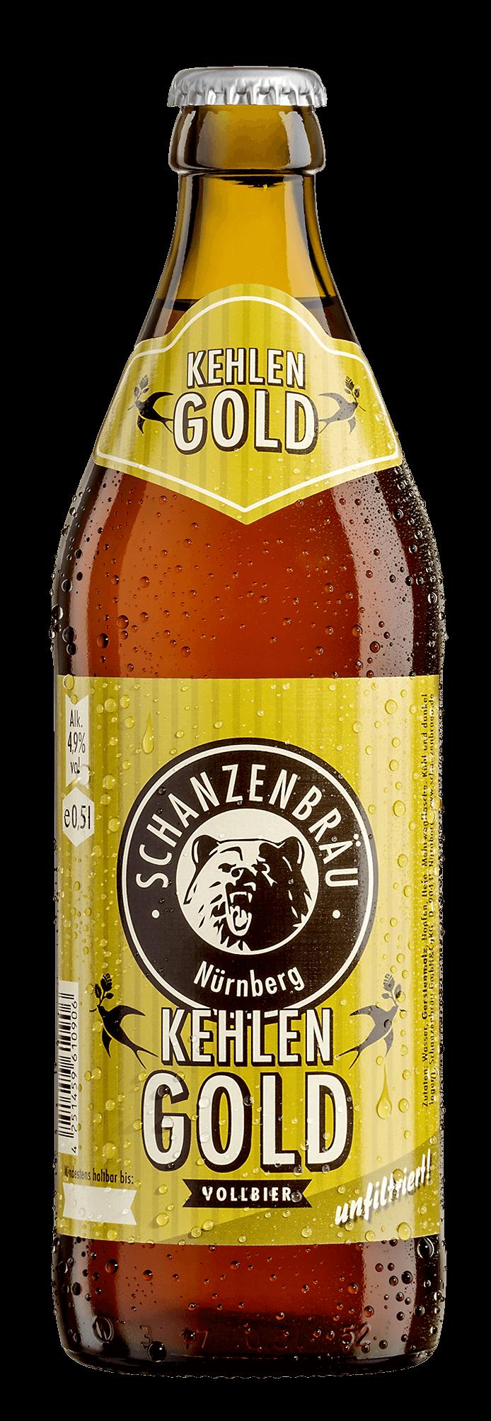 Kehlengold Brauerei Schanzenbräu IPA