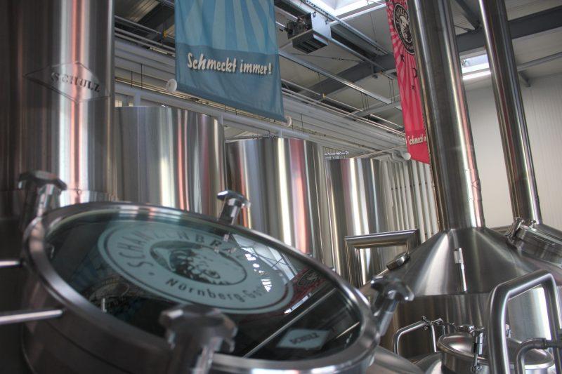 Brauerei Sudkessel